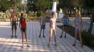 видео: Развитие координации движений юных пловцов