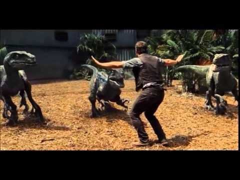 Jurassic Park/World Creeping in my soul