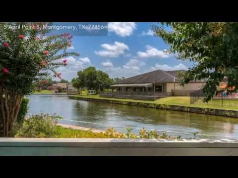 Real Estate for Sale ~ 5 April Point S,  Montgomery, TX 877356