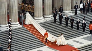 Princess Diana - The Royal Wedding Full Video