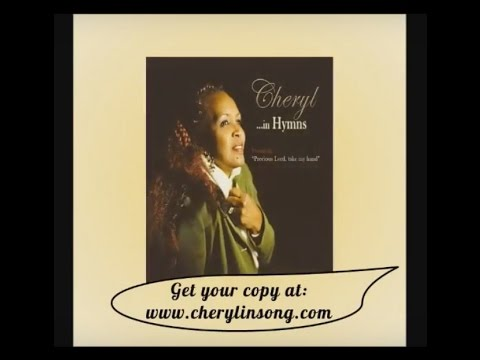 A preview of Cheryl ...in Hymns; a great gift token!