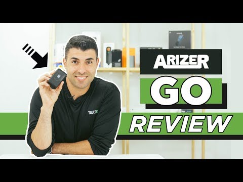 Arizer Go (ARGO) Vaporizer Review | Tools420