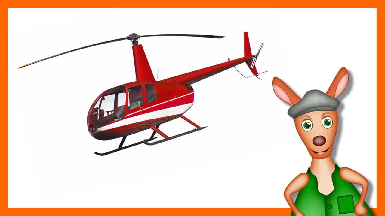 HELICOPTER: Helicopter videos for kids| children| toddlers ...