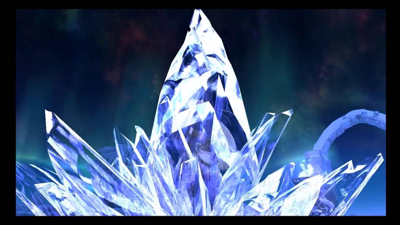 Final Fantasy XIV A Realm Reborn - Shiva Intro (JAP/ENG/FRA/GER)