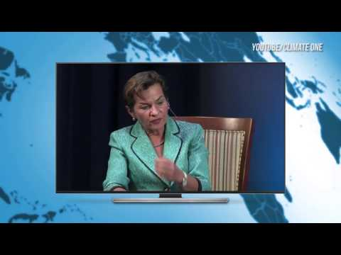 "UN Climate Czar Christiana Figueres ""Pressure Already in the System for Human Depopulation"""