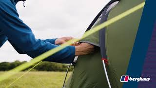 The Berghaus Grampian 2 Tent