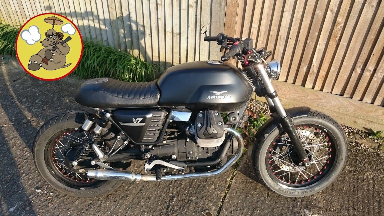 Moto Guzzi T Custom