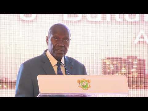 Le vice-president préside la 8e edition du marché financier africain