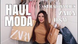SÚPER HAUL MODA (Zara, Stradivarius, H&M...) ROPA PRIMAVERA   Bstyle