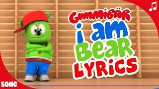 I Am Bear LYRIC Video - Gummibär The Gummy Bear Song