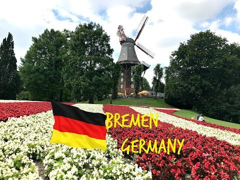 My surprise trip to BREMEN Germany 2017