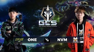 One Team vs Nova Monster Shield - Vòng Play-Off 1 - GCS Mùa Xuân 2019