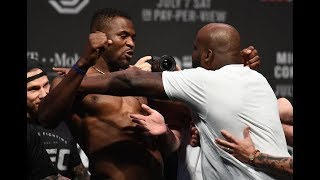 Melhores Momentos da Pesagem do UFC 226