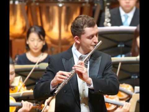 Carl Nielsen, Flute Concerto and Orchestra  Flautista Denis Bouriakov