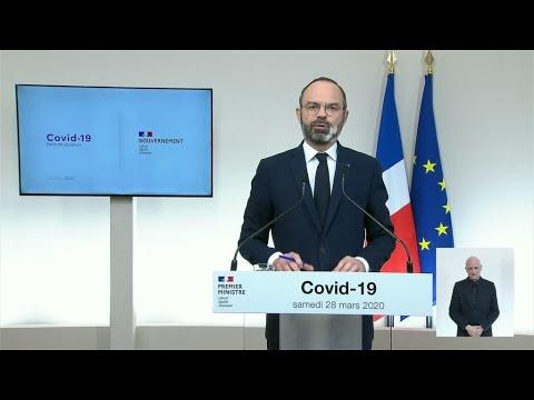 إدوار فيليب للفرنسيين: أول أسبوعين من أبريل سيكونان شاقان في -معركتنا- على  وباء كورونا  - نشر قبل 18 ساعة
