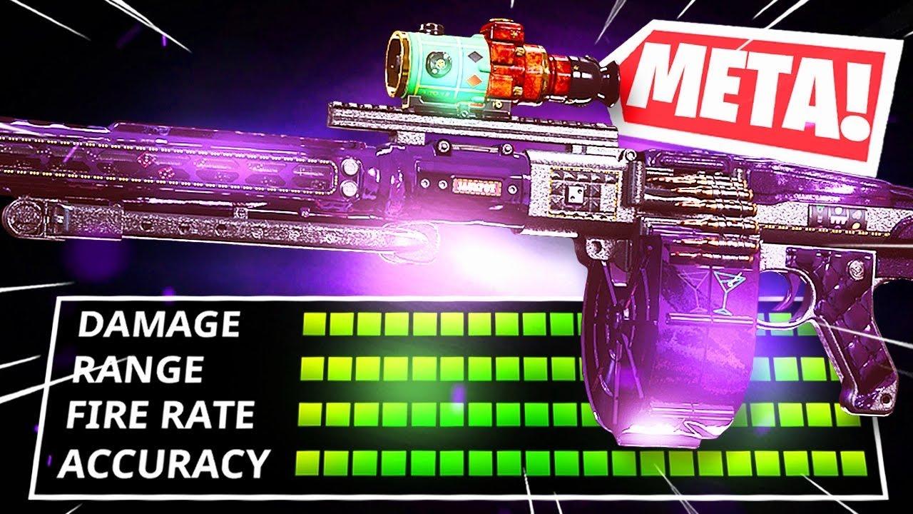 The Gun that Breaks Warzone Season 4