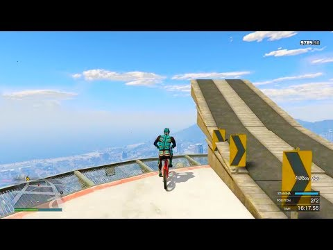 GTA 5 STUNTS & WINS