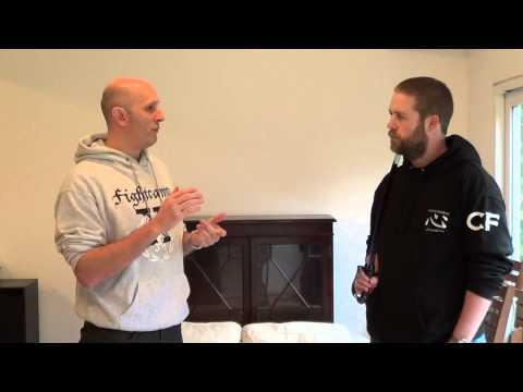 Interview with Colin Fieldhouse of SG6 Bradford - historical fencing club