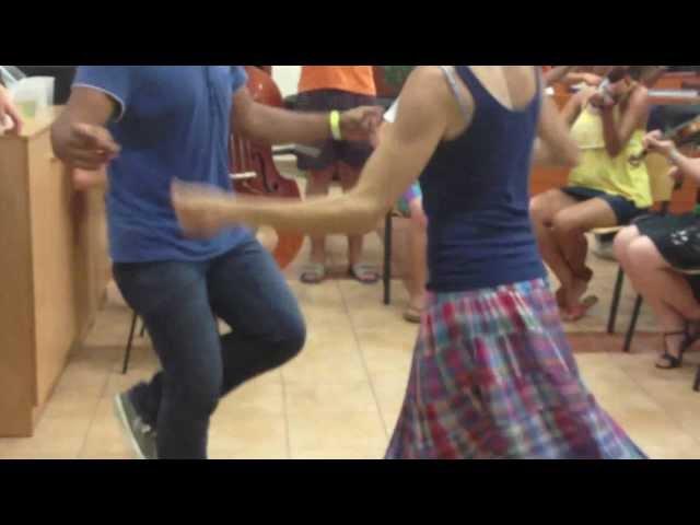 Métatábor 2012 - Tejfel Zsolti táncol + arcok... :-)