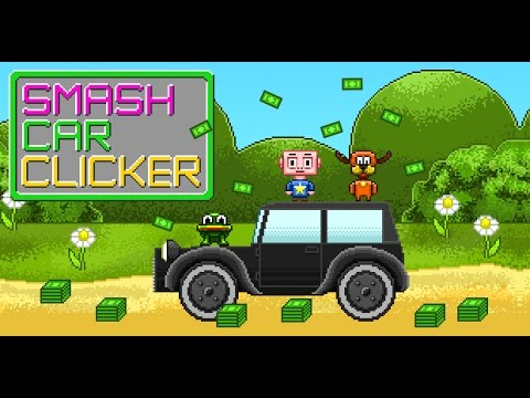 Smash The Car Clicker