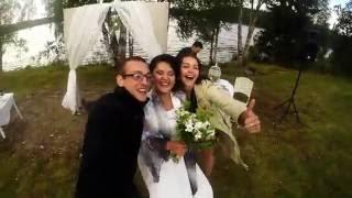 GoPro: Карелия. Хутор Кормило / Мы и пока не наша свадьба.