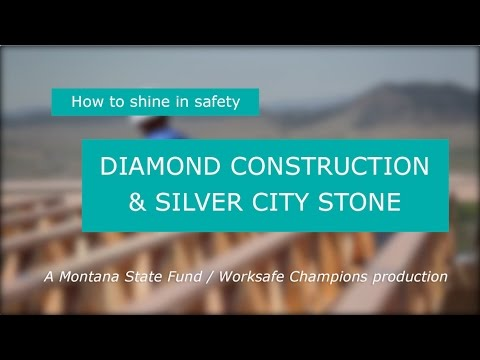 Champions for Safety: Diamond Construction & Silver City Stone