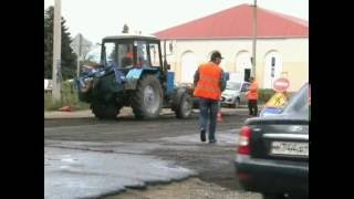 Ремонт дорог в Моршанске