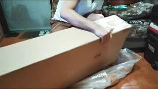 EPIPHONE AJ-210CE Unboxing