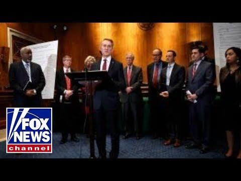 Senate leaders clash as open debate begins on DACA