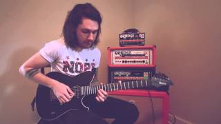 "Joshua Moore of We Came As Romans Tutorial - ""Fade Away"""