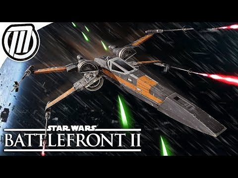 Star Wars Battlefront 2: Poe Dameron