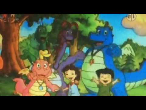 Dragon Tales Theme Song (Not Saying The Word Dragon)
