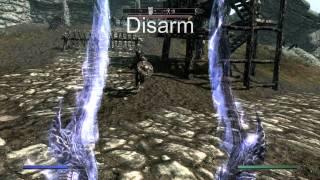 All Skyrim Dragon Shouts (1/3)