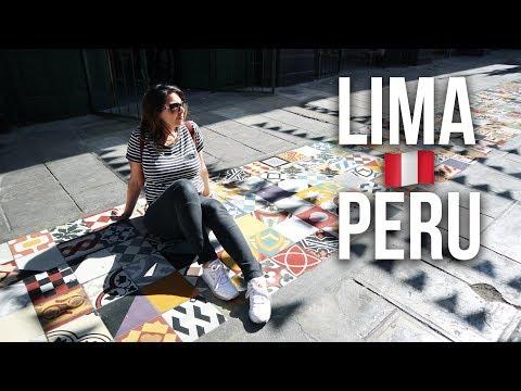 LO MEJOR PARA HACER EN LIMA, PERU | Ceci de Viaje