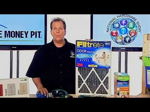 Filtrete Odor Reduction Filter Clears Indoor Air