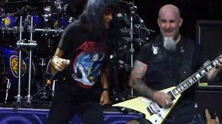 "Anthrax ""A Skeleton in the Closet"" Live Megacruise 10/15/2019"