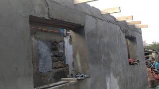 Опилкобетон  продолжение стройки ремонт старого дома
