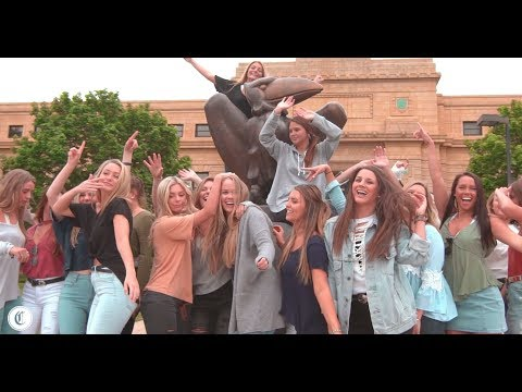Kansas Gamma Phi Beta's New Recruitment Video Is S'cute, S'fun, and S'Sorority