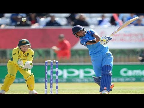 ICC Womens World Cup 2017: Harmanpreet Kaur's brilliance takes India to Final