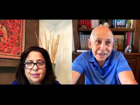 Brain Food with Dr. Daniel Amen and Uma Naidoo