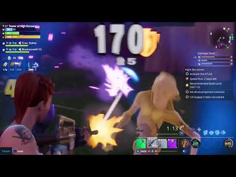 Fortnite Recover 4 Supply Crates Supply Run Mission