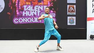 TALENT HUNT | 2019 | SHOBHA SCHOOL OF DANCE & MUSIC | FREEDOM FROM CANCER | 1 ST PRIZE SOLO DANCE