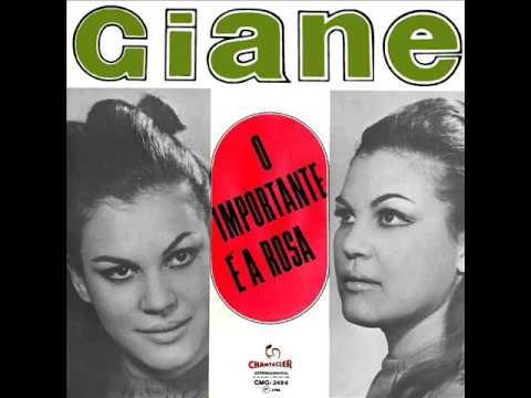 GIANE - O IMPORTANTE É A ROSA - ÁLBUM - 1968