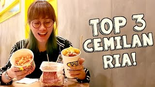 Download lagu MY TOP 3 SNACKS