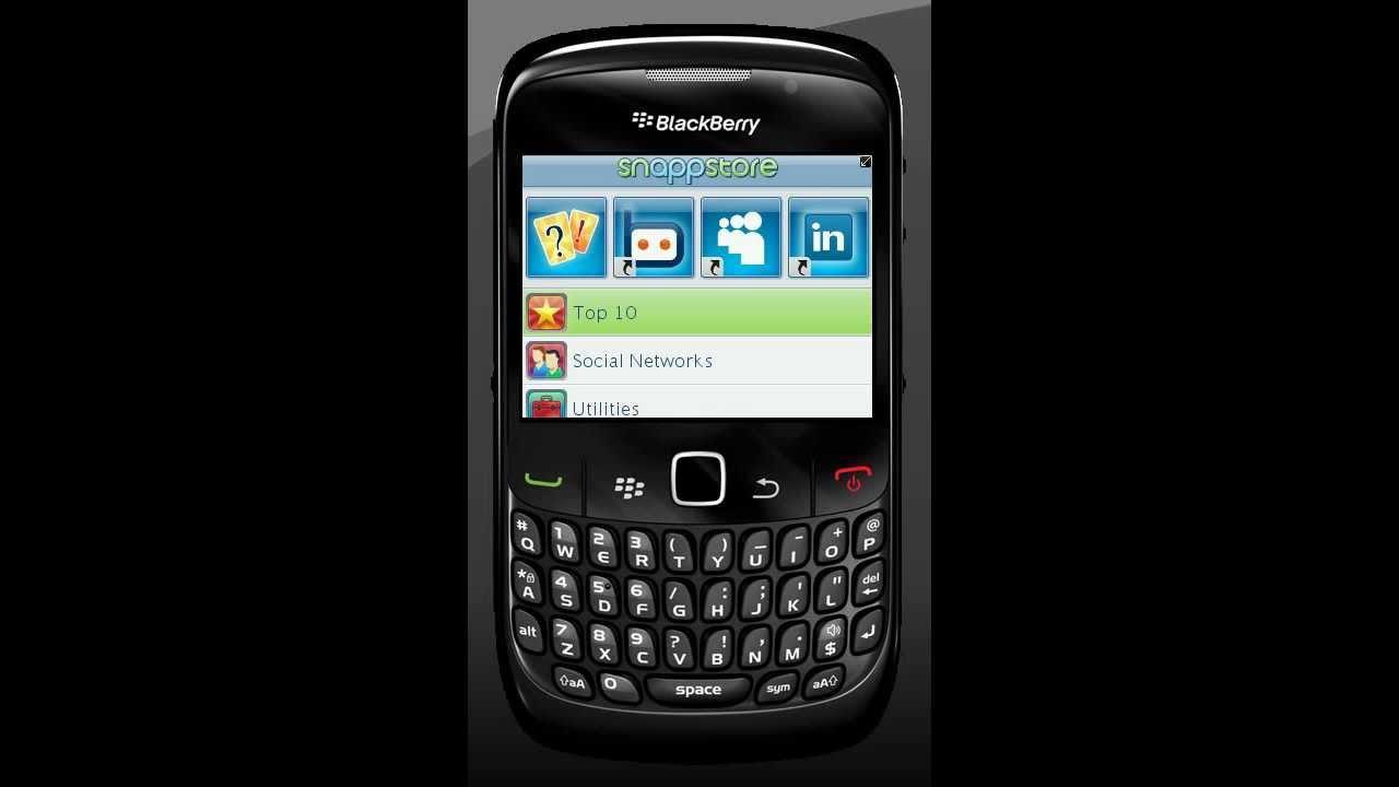 ebuddy pour blackberry 9700