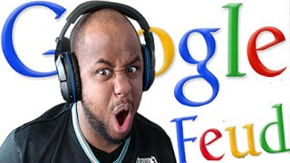 IS GOOGLE SMARTER THAN ME?! | Google Feud