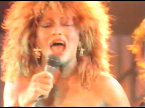Better Be Good To Me - Tina Turner Live 1985