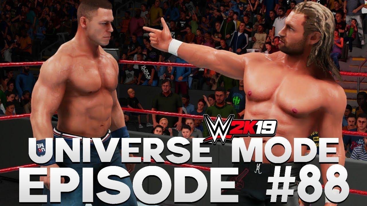 WWE 2K19 | Universe Mode - 'CRASH!' | #88