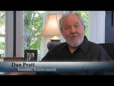 Dan Pratt - Founder Kindermusik PART I