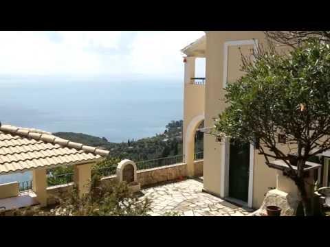 Villa Genna Corfu